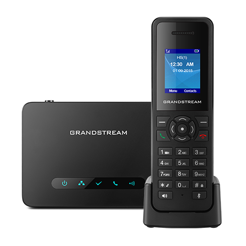 Estación base inalámbrica VoIP DECT Grandstream DP750 - PoE