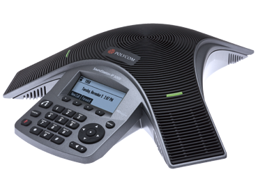 IP conference phone for small conference rooms