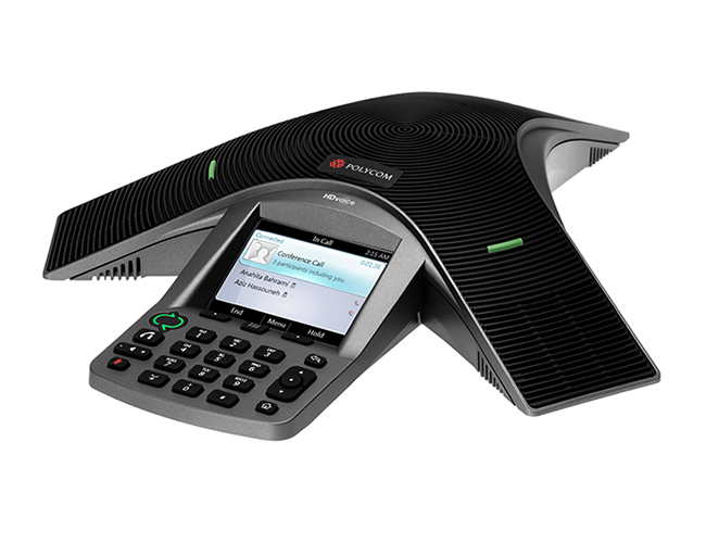 Polycom CX3000 IP conference phone optimized for Microsoft Lync