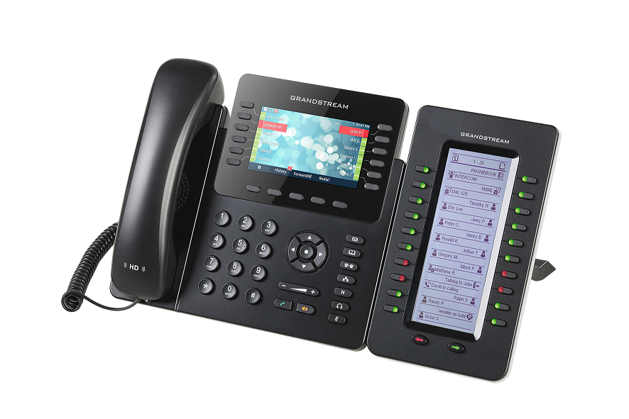 IP Phone Grandstream GXP2170 - Gigabit - PoE