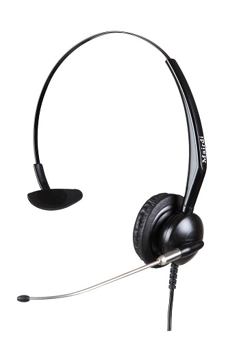 Monoaural Headset for Call Center MRD-512