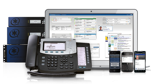 IP Phone System - IP PBX